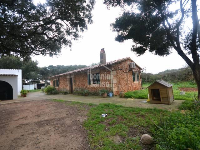 Casa de campo cerca de Ciutadella
