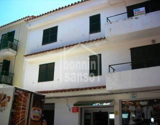 Piso de 2 habitaciones en Santa Ana, Es Castell.