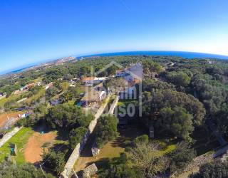Finca rural con torre en Binisaida, Menorca