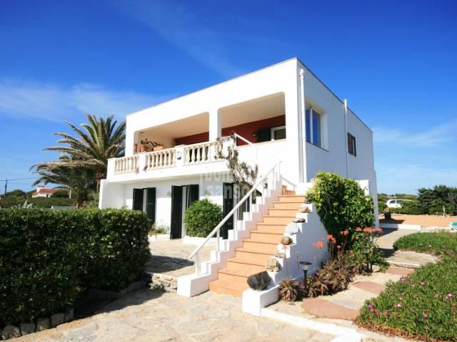 Interesante vivienda en Macaret, Menorca