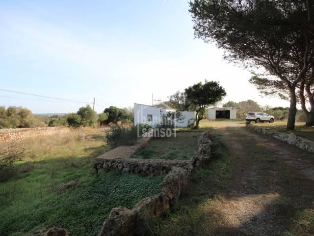 Casa de campo en  tranquila y bonita zona rural