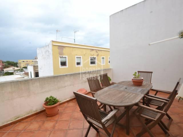 Encantadora casa a pocos metros del centro de Ciutadella