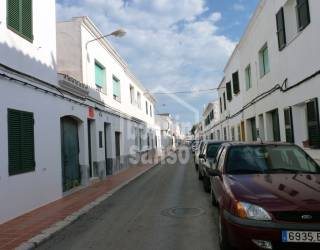 Casa con jardin en Sant Lluis, Menorca