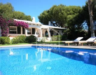 Villa in Cap Den Font