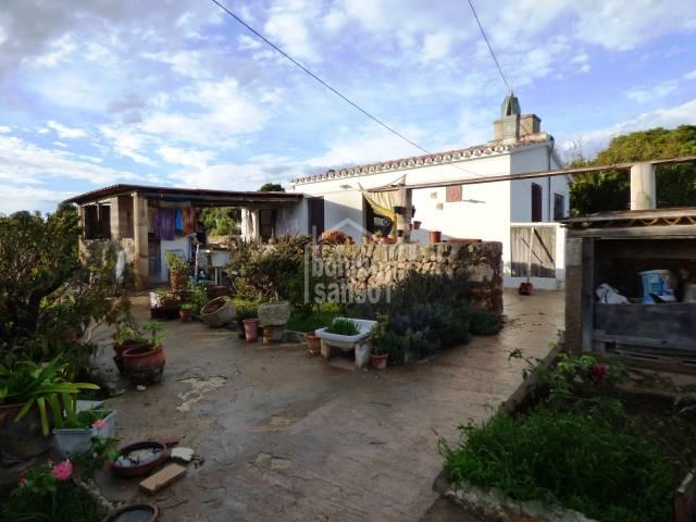 Casa en el campo cerca Salgar. Menorca