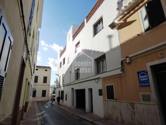 Apartamento/piso/Edificio en Mahon (Ciudad)