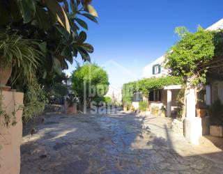 Preciosa casa de campo, cerca de San Clemente, Menorca