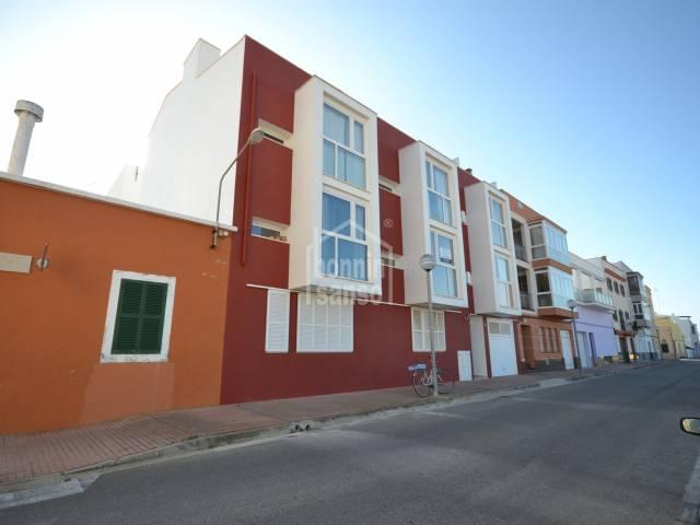 Piso duplex en el centro de Ciutadella