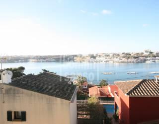Chalet con espectaculares vistas sobre el Puerto de Mahón