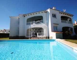 4 apartamentos con licencia turística en Punta Grossa