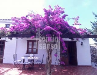 Casa de Campo en Biniparrell