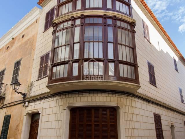 Elegante casa señorial de ciudad Alayor