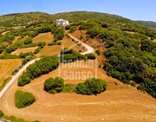 Finca rústica en en centro de Menorca