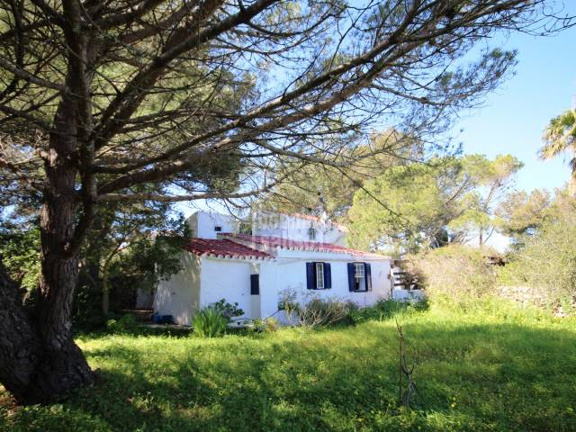 Encantadora casa de campo cerca de Sant Lluis. Menorca.