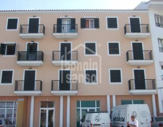 Primer piso con vistas despejadas en Alaior