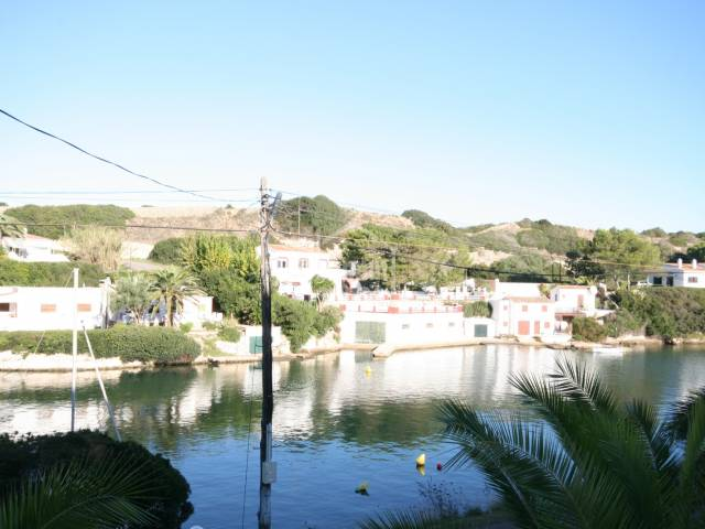 Chalet en primera línea de mar en Cala San Esteban