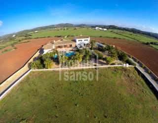 Magnifica casa de campo en Menorca
