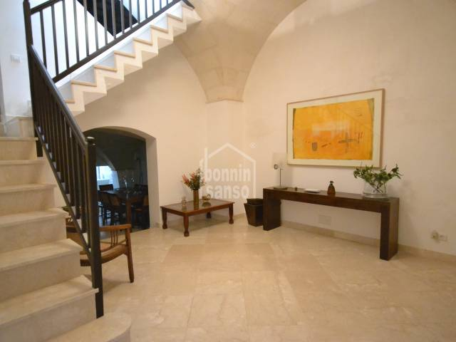Espectacular casa en el Casco Antiguo de Ciutadella