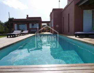 Menorca Costa sur Villas 2 casas contemporáneas