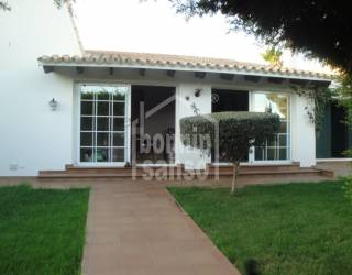 Casa familiar en agradable zona residencial
