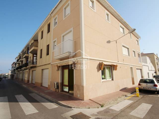 Local comercial en zona centro de Es Castell