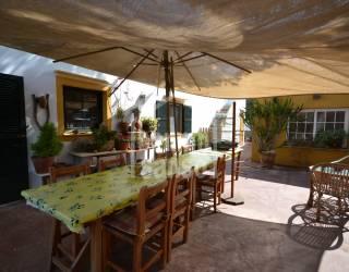 Casa de campo en zona sur de Ciutadella