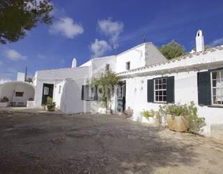 Autentica casa de campo en Menorca