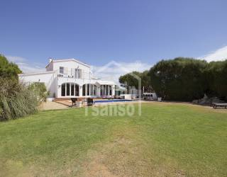 Encantadora casa en el campo cerca de Alcaufar, Menorca