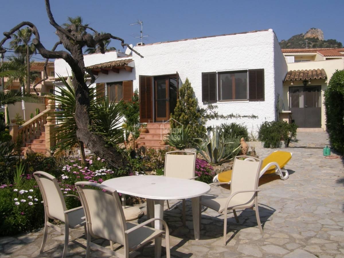 kaufen haus villa in cala millor 4780. Black Bedroom Furniture Sets. Home Design Ideas