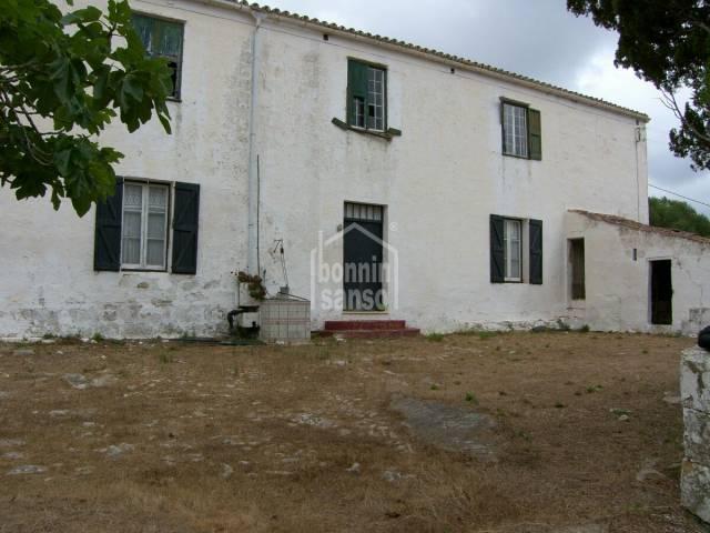 Casa De Campo en Mahon