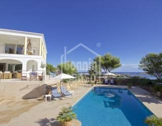 Luxurious Villa overlooking Addaya Marina