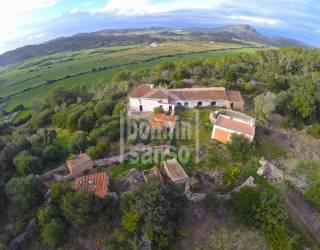 Finca rústica con encanto cerca de Alayor, Menorca