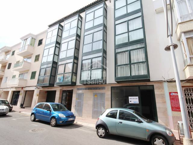 Oportunidad local comercial en Mahón de 37 m²