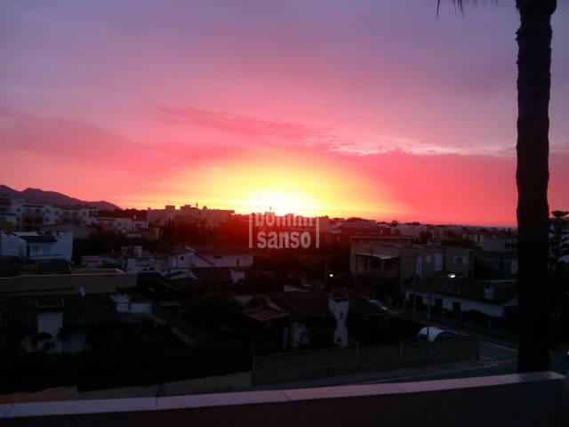 Apartamento con bonitas vistas en Cala Millor