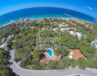 Menorca:  Solitud, descanso y respeto al medio ambiente