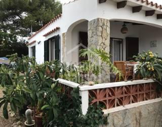 Chalet en la solicitada Urb. Punta Prima (Menorca)