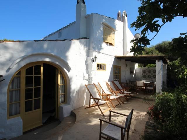 Acogedora casa de campo situada en Torret