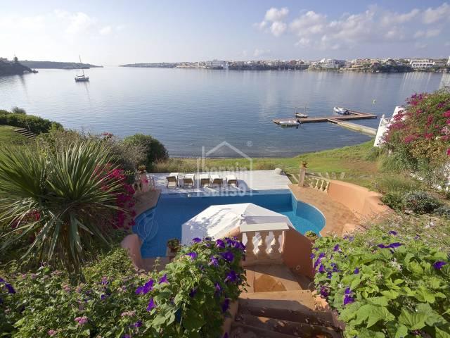Chalet en una de las zonas más prestigiosas de Menorca