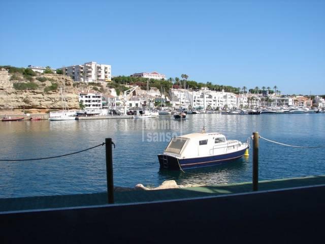 Apartamento en primera linea de Mar en el puerto de Mahon