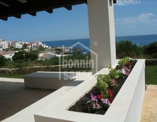 Vistas, Jardín - Chalet en Binibeca Playa