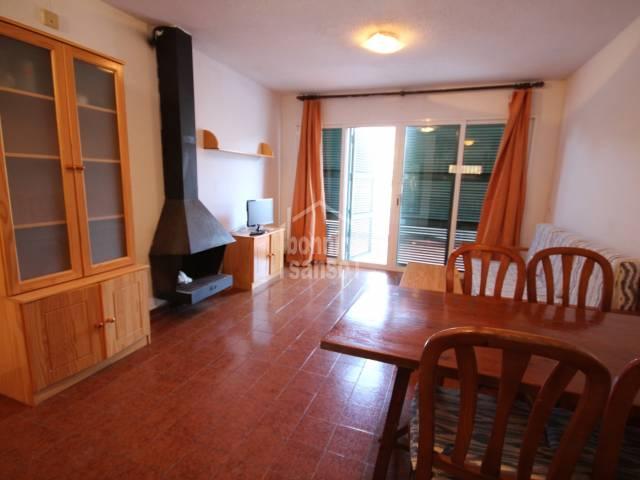 Duplex apartment in Son Carrió, two steps from the beach of Santandria, Ciutadella, Menorca