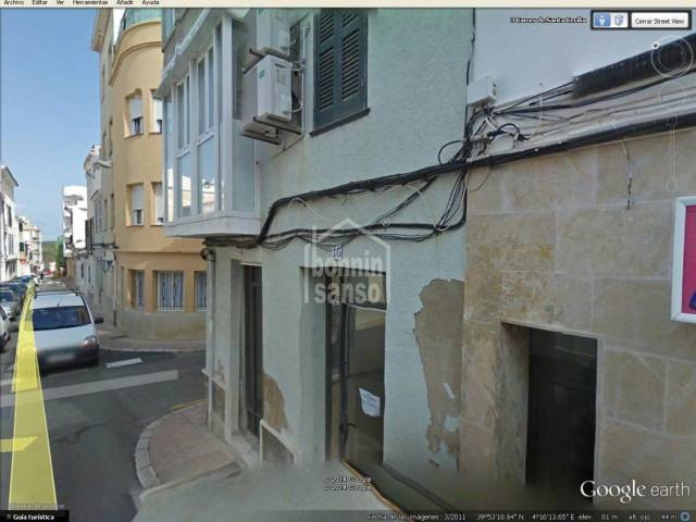 Commercial Premises/Garage/parking/Business in Mahón (City)