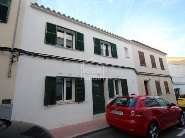 Townhouse in Es Castell with great potential,Menorca