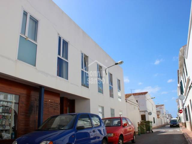 Beautiful duplex apartment situated in the centre of Sant Lluis, Menorca