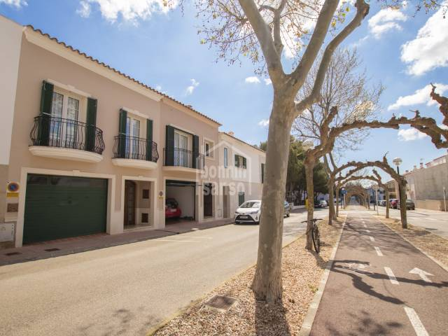 Beautiful town house with garden in San Luis, Menorca