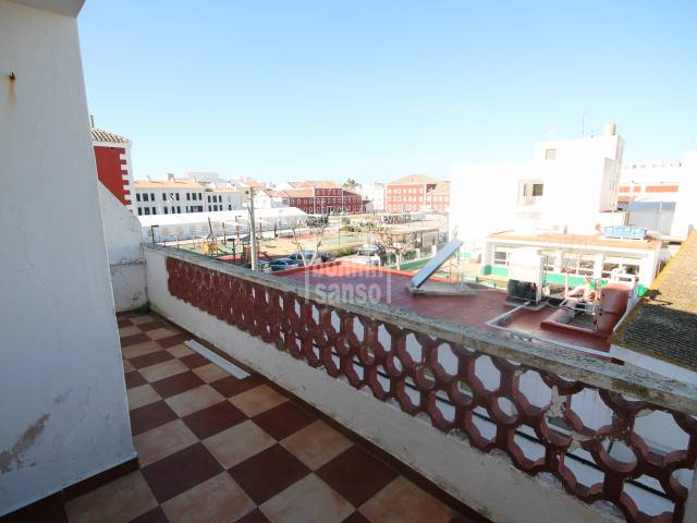 Apartment with terrace in Calas Fonts, Es Castell, Menorca
