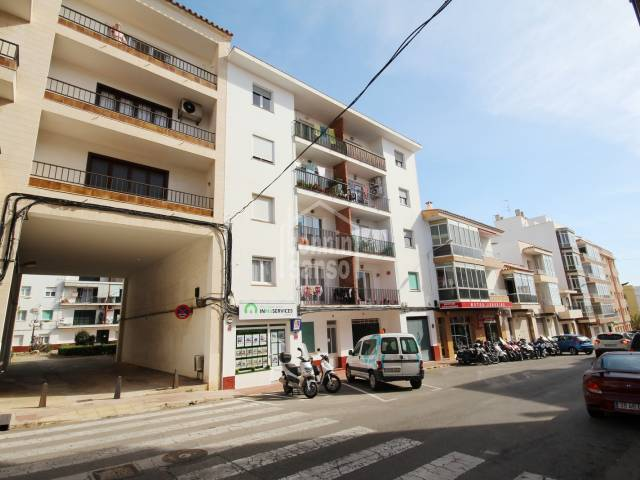 Fourth floor apartment without lift in Mahon