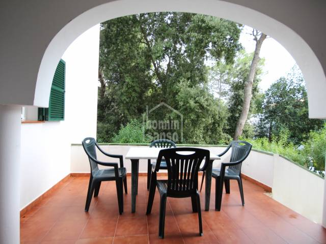 Beautiful apartment in the complex of Pinimar, Addaya, Menorca