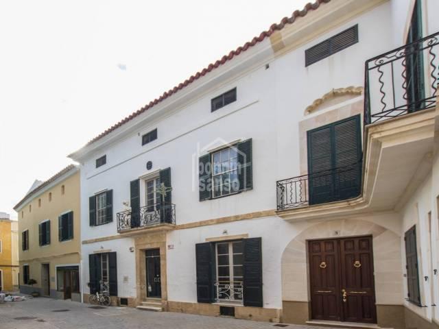 Senorial house in the heart of Ciudadela, Menorca