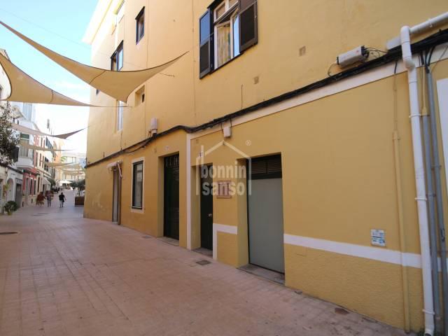 Local comercial en Mahón, Menorca
